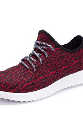 Red & White The new spring 2017 men's shoes, leisure sports shoes big talker and coconut yeezy305V2 fashion shoes running shoes,Casual Shoes,Running Shoes,Fitting Shoes,Breathe Shoes