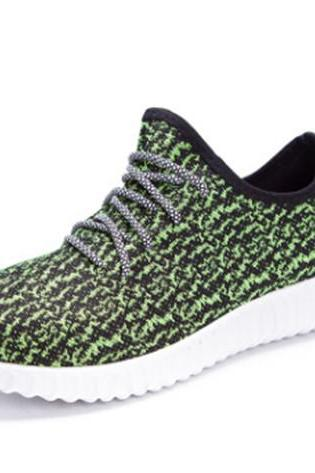 Green The new spring 2017 men's shoes, leisure sports shoes big talker and coconut yeezy305V2 fashion shoes running shoes,Casual Shoes,Running Shoes,Fitting Shoes,Breathe Shoes